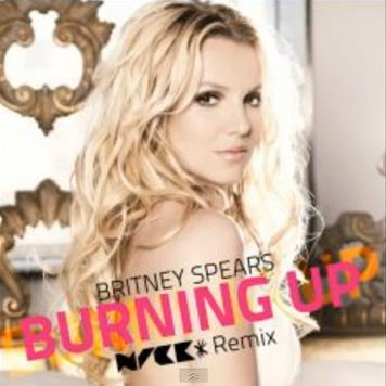 Madonna cover: ''Burning Up'' by Britney Spears for Femme Fatale tour