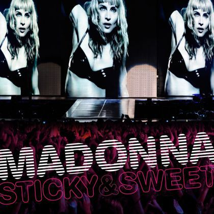 Madonna's Sticky & Sweet Tour On DVD, Blu-Ray And CD on March 30, 2010