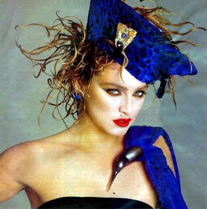 Photo: Madonna in the '80s