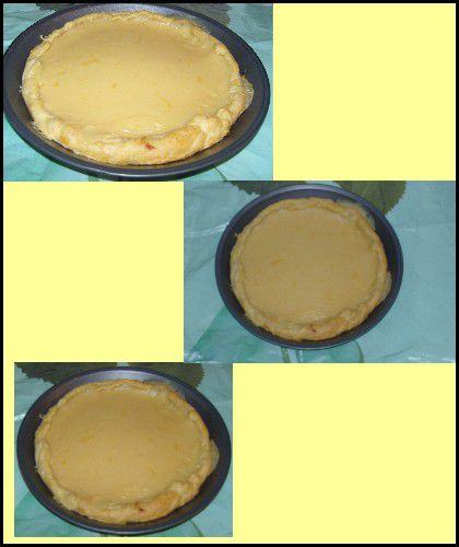 Tarte au Citron clich&#xE9;s