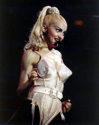 Flashback: Madonna 'Blond Ambition' Tour in Philadelphia - 1990