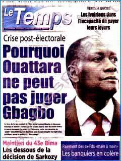 Le Temps www.legrigriinternational.com