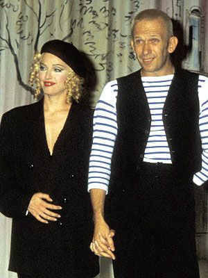 Madonna and Jean Paul Gaultier: Fashion's 26-Year-Old Love Affair