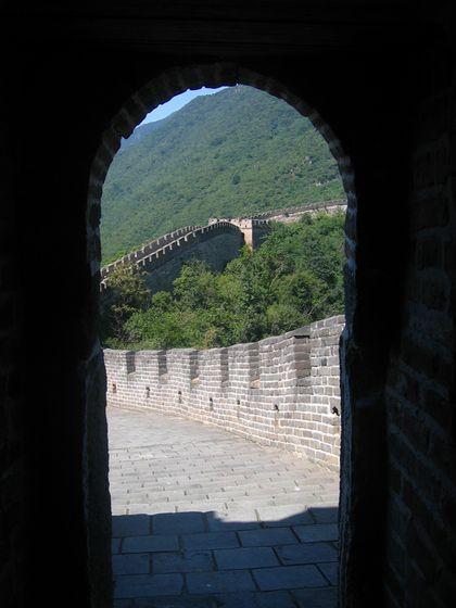 La muraille de Chine (photo)