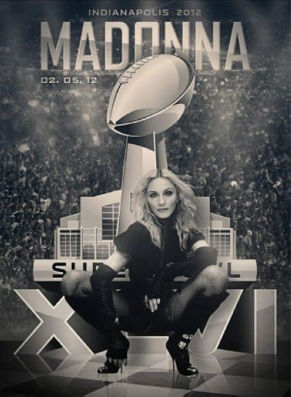 Madonna's Super Bowl set list revealed ?