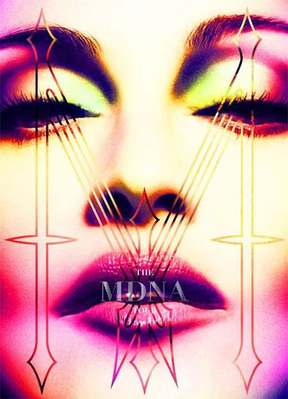 The MDNA Tour - In Madonna's Own Words