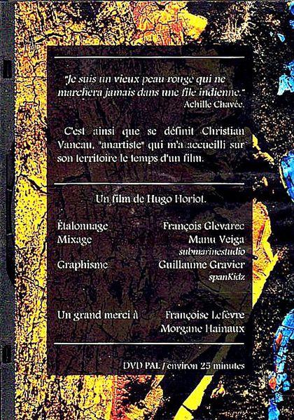 DVD Homme de Boue on-8 août 2011015