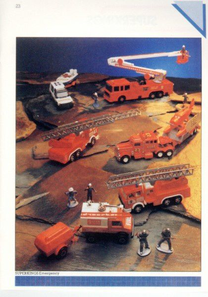 catalogue matchbox 1986 p23