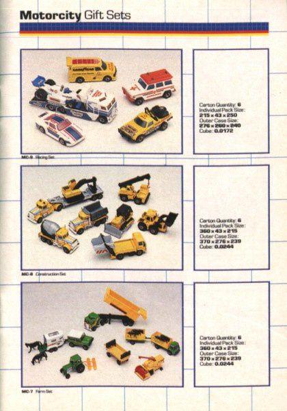 catalogue matchbox annee 1989 t31