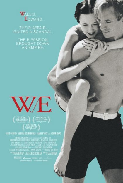 Win a Madonna DVD Movies Pack and a ''W.E.'' Poster Signed by Madonna