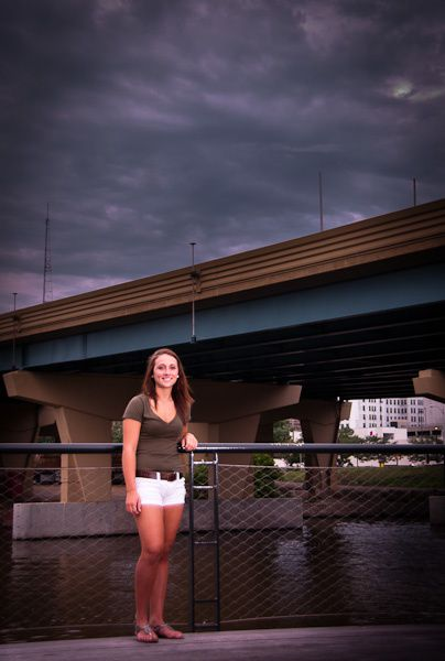 Milwaukee senior photography