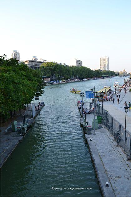 Bassin de la Villette 3