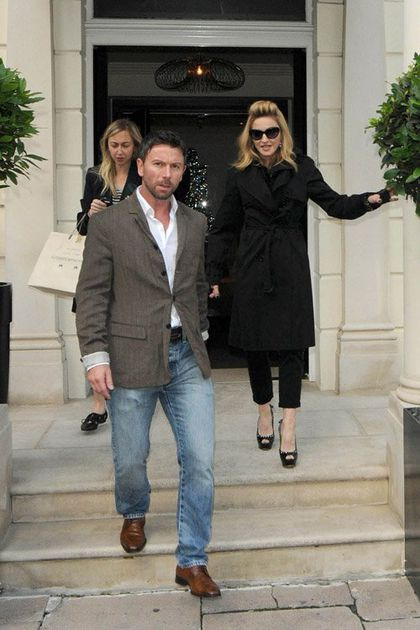 Madonna in London - July 20, 2012