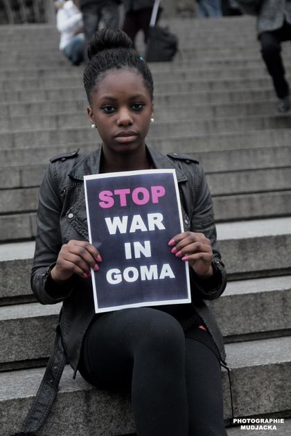 Stop war in Goma 28 nov 2012