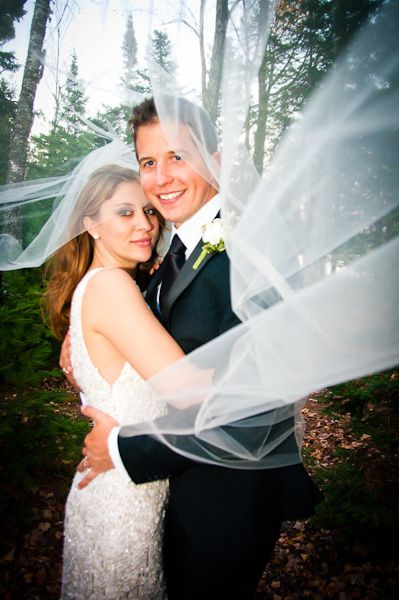 Wedding photographer Eagle River