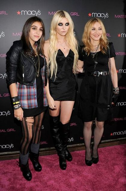All about Madonna's Material Girl Dance Party at Macy's