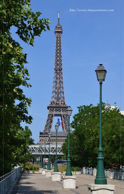 Tour Eiffel Bir-Hakeim
