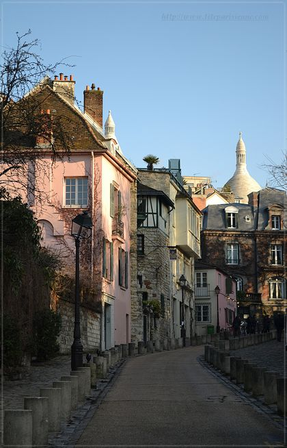 La Maison Rose Montmartre 0