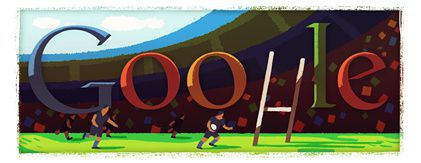 doodle worldcup 2011