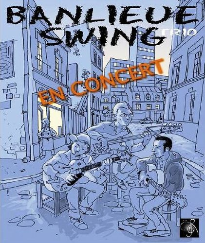 banlieue swing trio 2