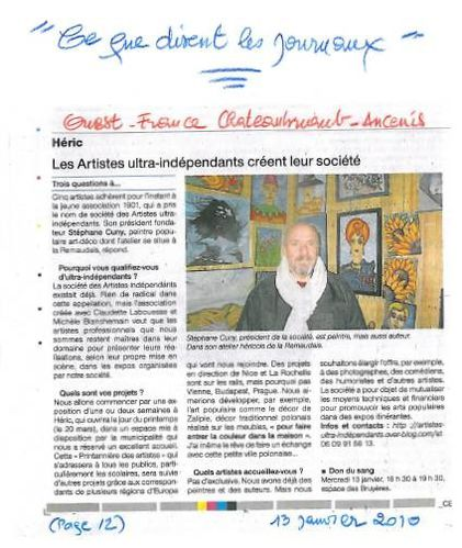Article journal 012010