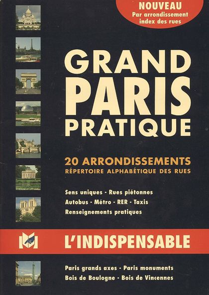 Grand Plan de Paris