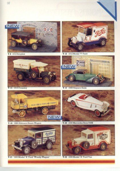catalogue matchbox 1986 p37 atkinson steam