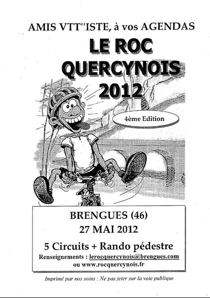 Roc quercynois 2012