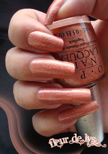 Vernis OPI Peche ( Limited )