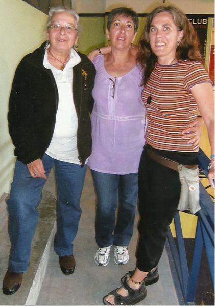 isabel,concha, aran (juin 2011)