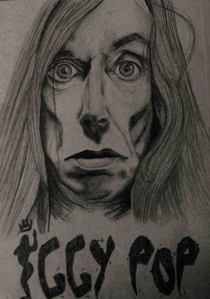 iggy pop copie