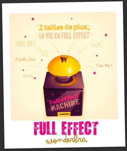 le full effect by wonderbra