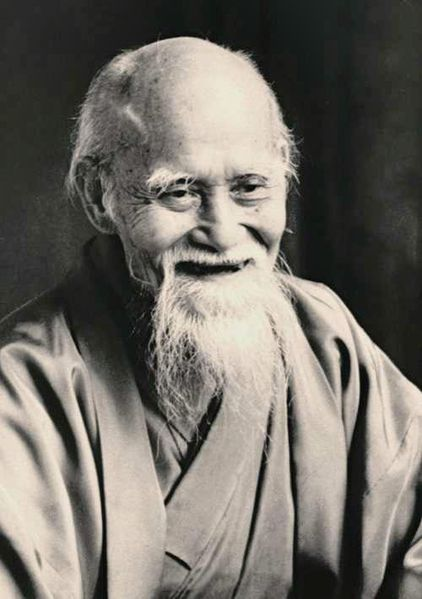 Ueshiba Morihei 090
