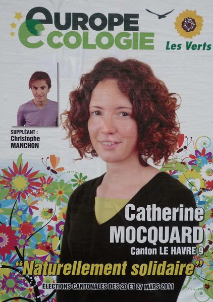 Le Havre Canton 9 Catherine Mocquard