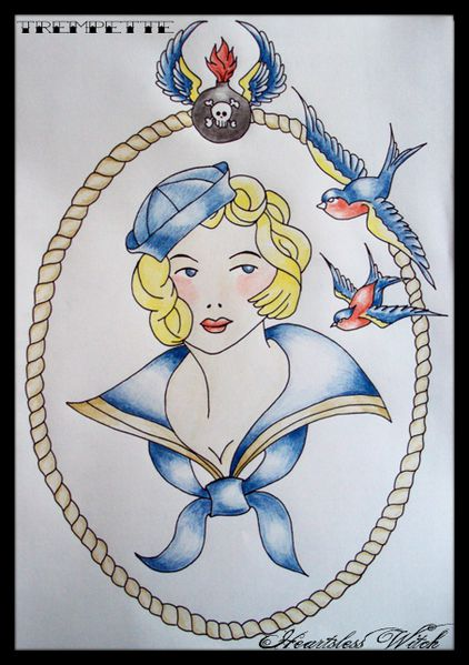 SailorWoman
