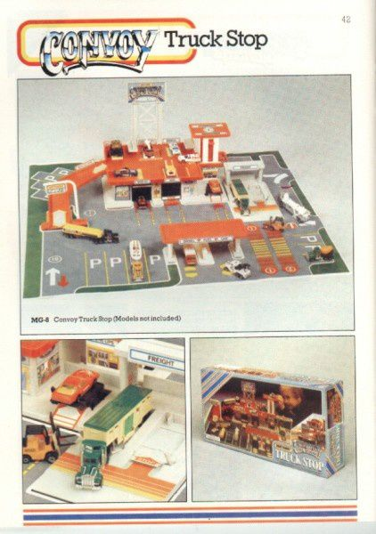catalogue matchbox 1986 p42