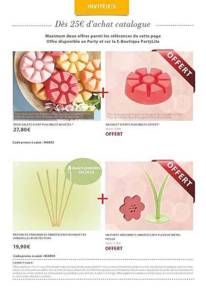 Promotions-PartyLite mars 2014 Page 4
