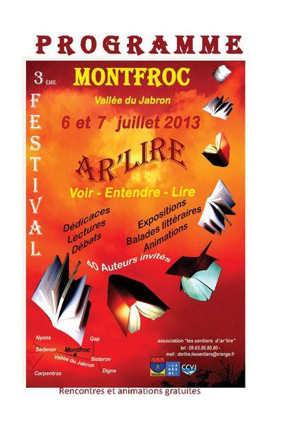 programme B arlire 2013-1a