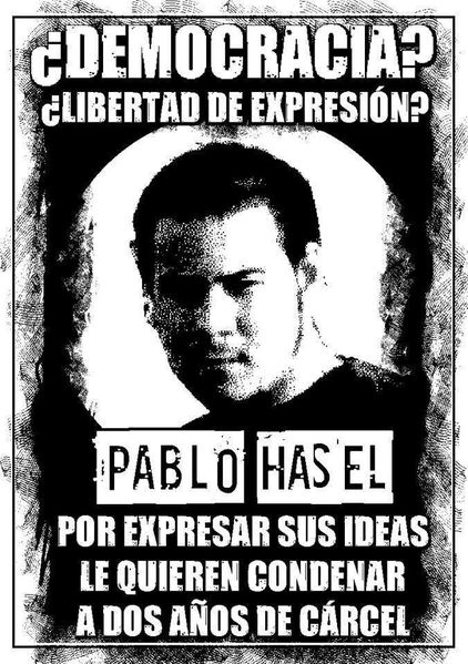 PROCES PABLO HASEL