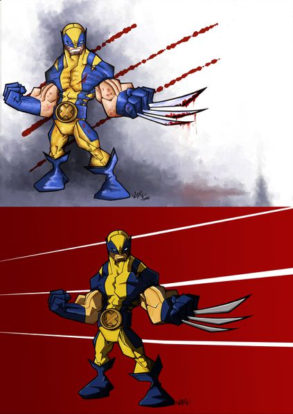wolverine double