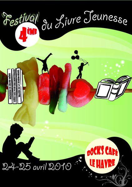 Festival du Livre Jeunesse du Havre 2010-2