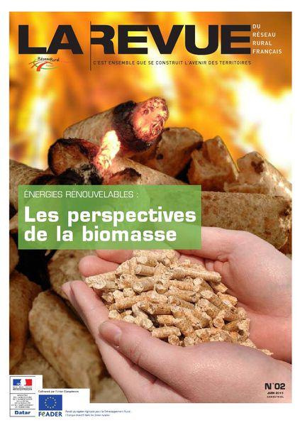 Couv Revue RRF 02-051110 Biomasse