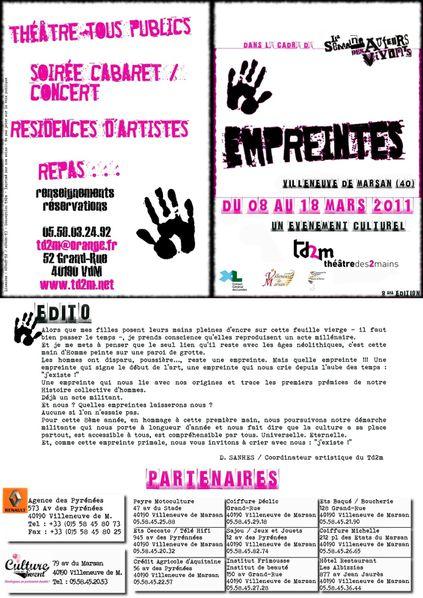 Web.Empreintes 2011