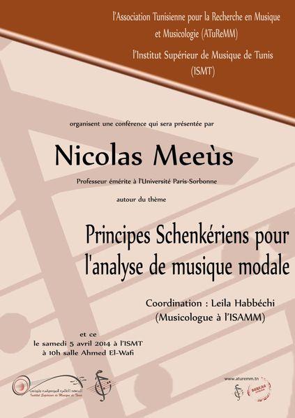 Association Tunisienne pour la Recherche en Musique et Musicologie (ATuReMM)