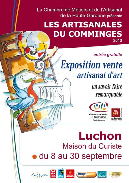 Les artisanales du comminges