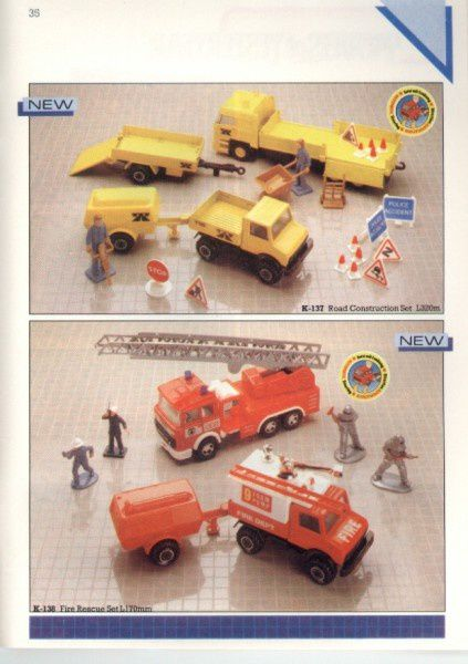 catalogue matchbox 1986 p35