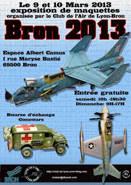 Affiche expo 2013