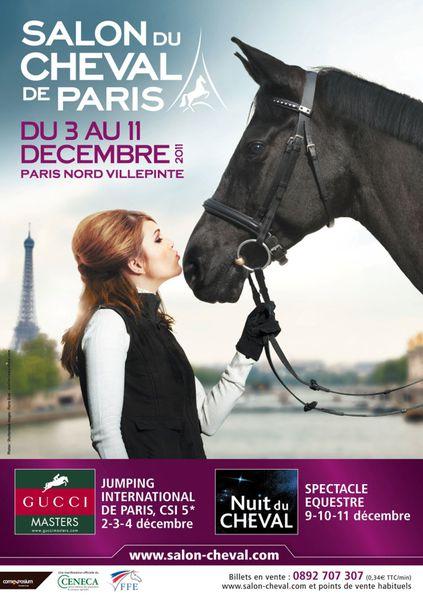 Salon du cheval 2011 le blog de poupoutland - Salon du cheval a mons ...