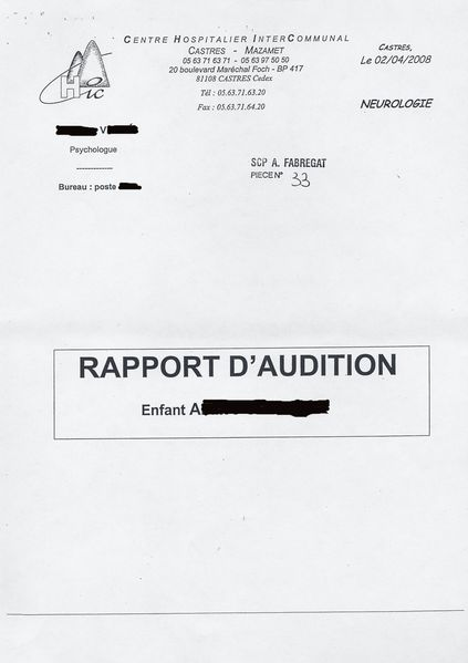 2e Rapport audition Aude (1)