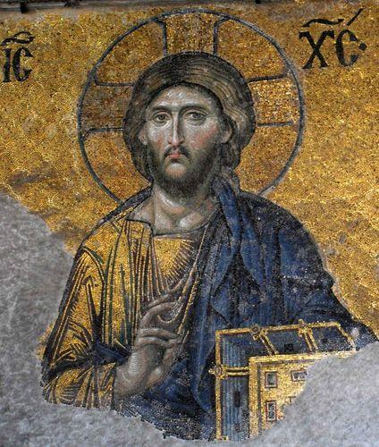 Christ Pantocrator Ste Sophie 2